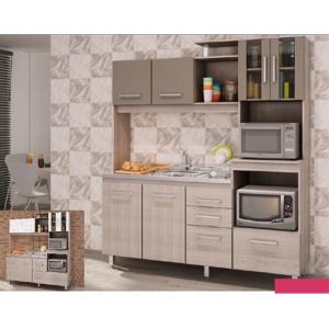 Cozinha Ambientes Kit Geovana