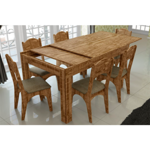 Sala de Jantar - Cadeiras Mesa