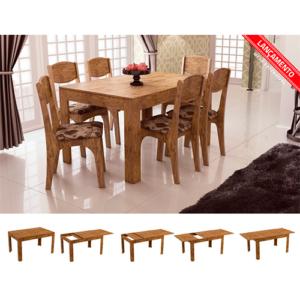 Sala de Jantar - Mesas